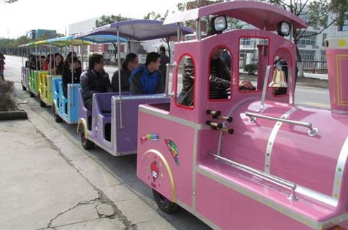 trackless train sales