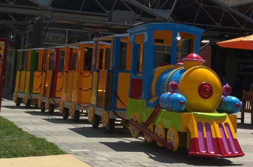 trackless trains for sale