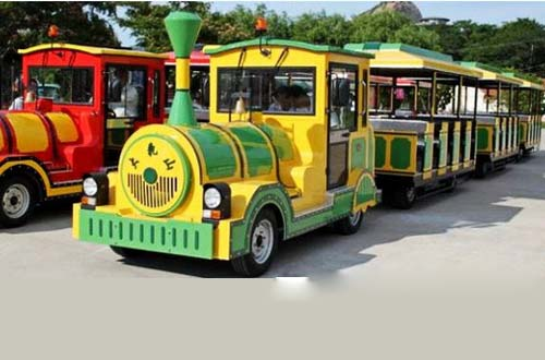 amusement train ride for sale