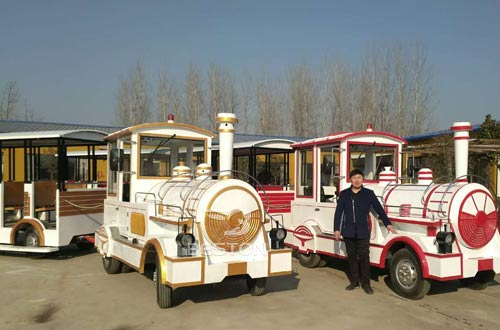 amusement train rides for sale