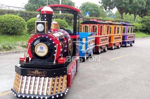 electric tourist train prices