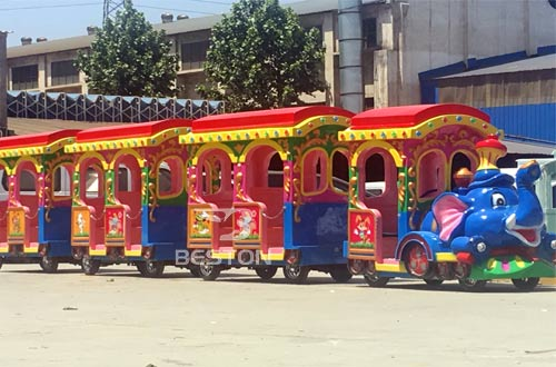 trackless train manufacturers & suppliers