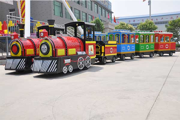 buy amusement trains at professional manufacturer