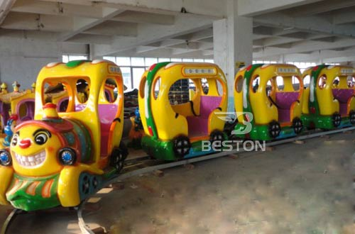 carnival track train rides for sale