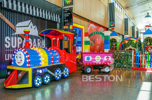shopping mall trains supplier